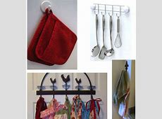 10 Great Uses For Hooks You May Not Have Thought Of #Organize » Penelopes Oasis