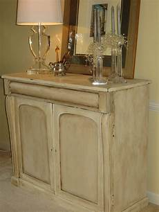 before after antique buffet