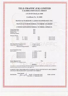 Product Performance Certificate Format Product Performance Certificate Format