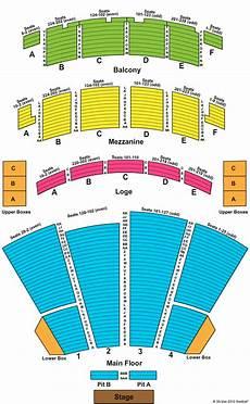 Ohio Theater Columbus Ohio Seating Chart Concert Venues In Columbus Oh Concertfix Com