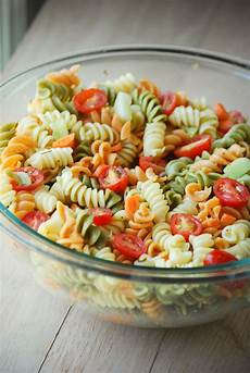 Salad With Pasta Classic Pasta Salad Macaroni And Cheesecake