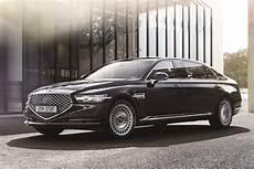 2020 genesis g90 korea only 2020 genesis g90 limousine makes us jealous