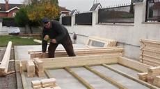 de madera como se monta una casa de madera de madera con grupo tene