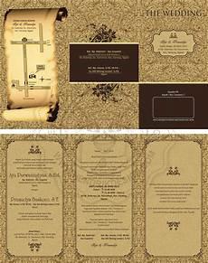 contoh brosur lipat 3 15 contoh z