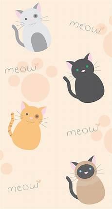 Iphone X Wallpaper Kawaii by Pusheen The Cat Iphone Wallpaper Wallpapersafari