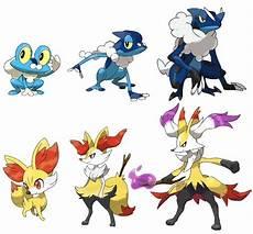 Pokemon Froakie Evolution Chart Pokemon X And Y Release Date News Plus Leaked Evolution