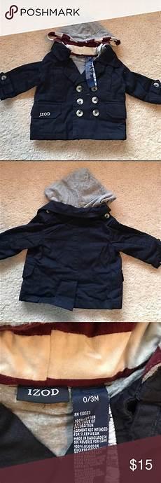 infant coats izod baby izod jacket clothes design jackets fashion