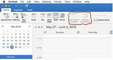Share Calendar Outlook Shared Calendars Added To Outlook 2016 Not Synced To