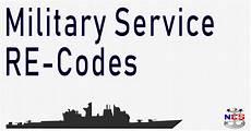 Army Reenlistment Bonus Chart Military Re Enlistment Code Chart
