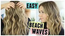 hair beach easy waves hair how i style my hair
