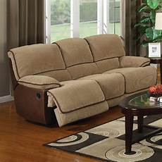 e motion furniture corduroy dual reclining sofa at hayneedle