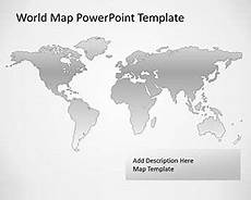 World Map Template Powerpoint Worldmap Pixels Powerpoint