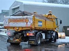 Snow Ploughing Contracts Are Crews Gritting Northamptonshire Roads As Normal