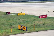 Mandatory Airport Instruction Signs Are Designated By Air Traffic Control How Does Atc Direct Aircraft On