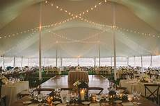 60 wide pole tent with farm tables mccarthy tents
