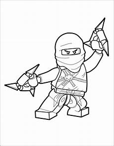 zane lego ninjago coloring page the brick show