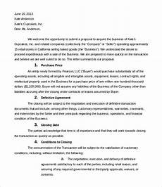 Sample Letter Of Intent Doc 14 Business Letter Of Intent Templates Pdf Doc Free