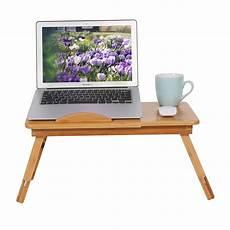 portable laptop desk folding foldable tray bed