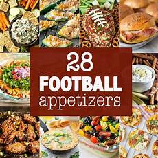 10 football appetizers the cookie rookie 174