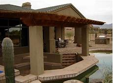 Arizona Pergola Designs Budget Friendly Shade Pergolas For Phoenix Landscaping
