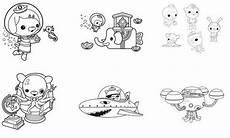 Oktonauten Malvorlagen Zum Ausdrucken Quiz Malvorlagen Die Oktonauten Mit Bildern Malvorlagen