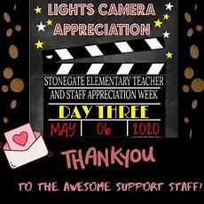 Lights Camera Appreciation Lights Camera Appreciation Day 3 Stonegate
