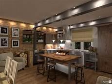 illuminazione sala da pranzo cucina di cagna idee per appartamenti planner 5d