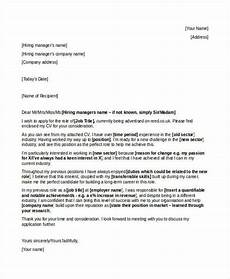 How To Change Careers Career Change Cover Letters 7 Free Word Pdf Format