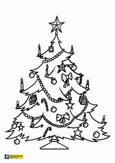 Ausmalbilder Weihnachten Tannenbaum Malvorlagen Weihnachten Und Advent Kostenlose