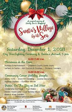 San Clemente Tree Lighting 2018 San Clemente Del Mar Puttin On The Glitz Saturday