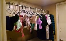 hang clothes how to hang clothes in the winter