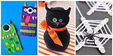 crafts halloween 26 easy crafts for best family