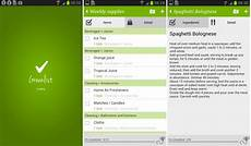 Grocery List Calculator App 7 Sizzling New Android Apps Of The Week December 7 Issue