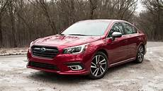 2019 Subaru Legacy Review by 2019 Subaru Legacy 2 5i Sport Rich In Features But Not
