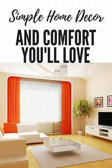 home decor simple simple home decor and comfort you ll keep it simple