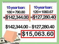 How To Calculate Mortgage Loan How To Calculate Mortgage Payments With Examples Wikihow