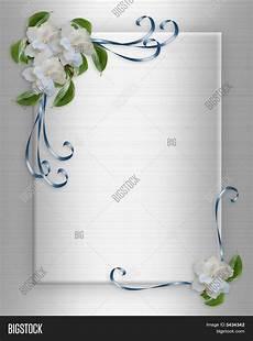 Nice Wedding Background Wedding Invitation Background Image Amp Photo Bigstock