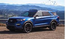 2020 ford explorer 2020 ford explorer st performance explained