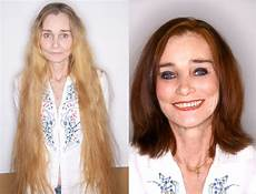 21 before after photos of with new haircuts
