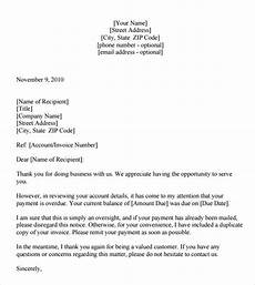 Past Due Rent Letter Free 7 Past Due Letter Templates In Pdf