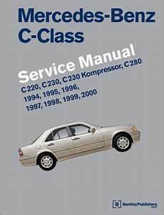 Mercedes Benz C Class 1994 2000 W202 Engine Rebuild