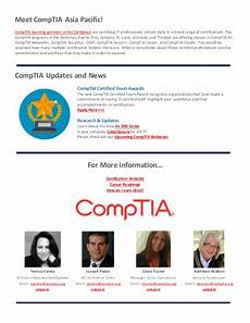 comptia continuing education program activity chart certification newsletter december 2016