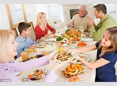 Traditional family dinner gone as survey says 1 in 5 NEVER