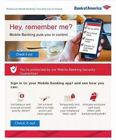 bank of america mobile deposit acquisition onboarding and cross sell marketing showcase
