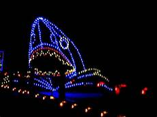 Boardwalk Lights At Virginia Beach Boardwalk Christmas Lights Beside The Schooner Picture