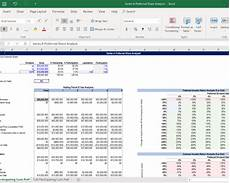Capex Template Capital Expenditures Budget Template Free Excel Download
