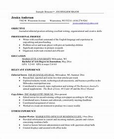 Objective In Resume Examples Free 8 Sample Resume Objective Templates In Pdf Ms Word