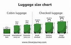 Delsey Luggage Size Chart The Ultimate Luggage Size Guide Cleverjourney