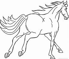 Ausmalbilder Kinder Kostenlos Pferde Ausmalbilder Pferde