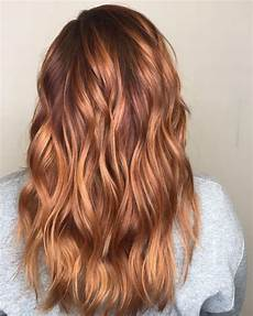 Light Brown Hair With Strawberry Highlights 21 Strawberry Hair Colors Of 2020